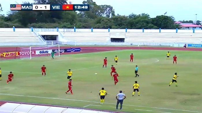 LIVE STREAMING Malaysia Vs Vietnam Semifinal Piala AFF U15, LIVE Thailand Vs Indonesia Jam 18.00 WIB