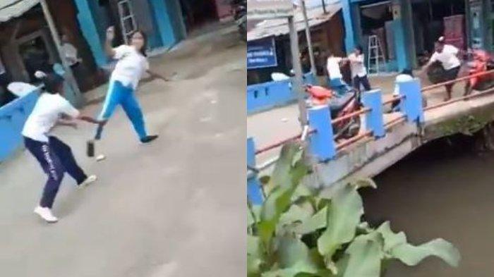 VIDEO Viral 4 Siswi SMK Terlibat Perkelahian Diduga karena Asmara, Psikolog Angkat Bicara