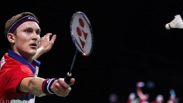 Jadwal Jam Tayang Final Swiss Open 2021 Minggu 7 Maret, Axelsen Vs Vitidsarn, Marin Vs Pusarla
