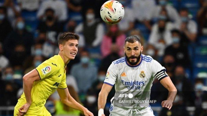 Top Skor Liga Spanyol: Mikel Oyarzabal Kejar Raihan Karim Benzema