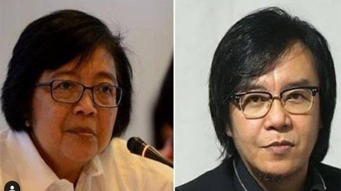 Viral Karena Dibilang Berwajah Mirip, Menteri LHK Siti Nurbaya & Ari Lasso Sama-sama Bereaksi