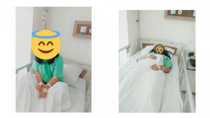 Viral Kisah Sinta Lumpuh Tiga Bulan Setelah Jadi Korban Bercanda Tarik Kursi