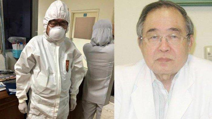 Dokter Handoko Luar Biasa, Usia 80 Tahun Tangani Dua Orang Pasien Positif Virus Corona, Ini Kisahnya
