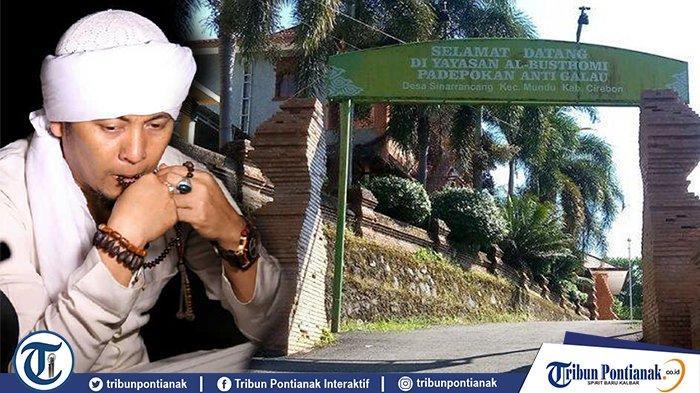 VIRAL! Ustadz Ujang Busthomi dari Padepokan Anti Galau Ditantang Dukun Santet hingga Adu Kekuatan