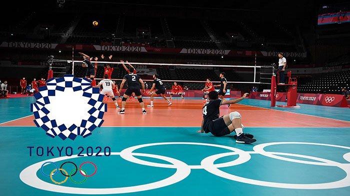 VOLI Olimpiade Tokyo | Klasemen Bola Voli Olimpiade Tokyo 2021 Hasil Voli Olimpiade Tokyo Hari Ini