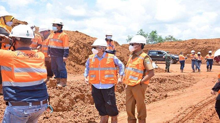 Dukung Pertumbuhan Ekonomi Nasional Tahun 2021, Wabup Farhan Hadiri FGD Hilirisasi Mineral dan Logam
