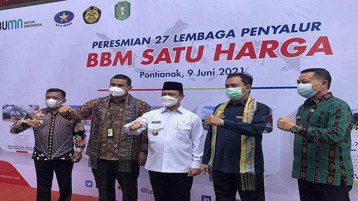BPH Migas Komitmen Kawal Penerapan BBM Satu Harga Daerah 3T