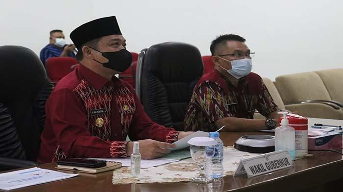 Ratusan Ribu UMKM Terdata di Kalbar, Wagub Ria Norsan Minta Kabupaten/Kota Dukung Pemasaran Produk
