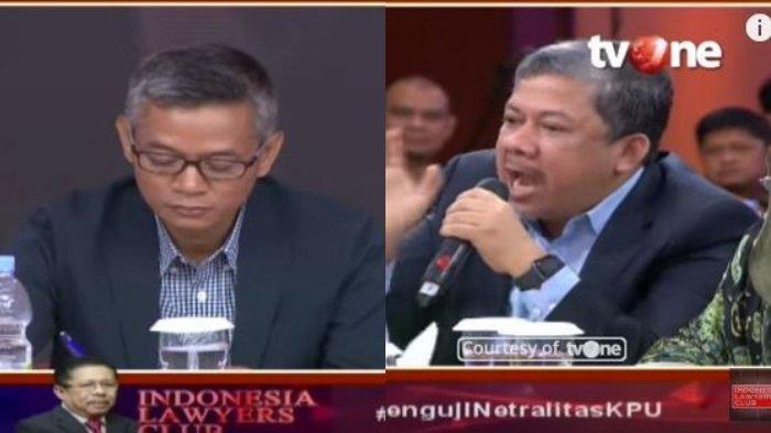 ILC tvOne - Petaka Wahyu Setiawan Setahun Setelah Dimarahi Fahri Hamzah dan di Skak Mat Rocky Gerung