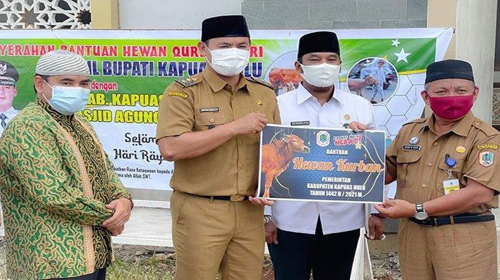 Masjid Darussalam Putussibau Selatan Akan Sembelih 6 Ekor Hewan Kurban