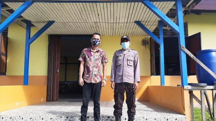 Beri Rasa Aman, Polisi Lakukan Pengamanan Ibadah di Gereja PIBI Ledo