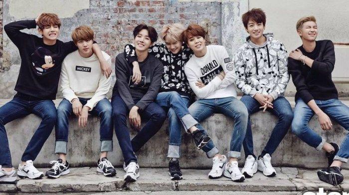 BTS Tak Terkalahkan di Puncak Deretan Boyband K-Pop Terpopuler Januari 2020, Cek Daftar Idol Lainnya