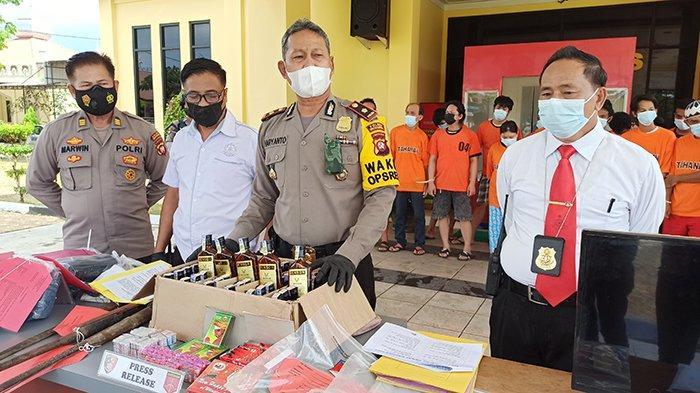 Seorang Muncikari di Kota Singkawang Terjaring Operasi Pekat Kapuas