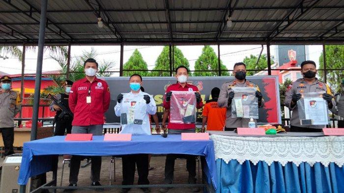Polres Sanggau Ungkap Kasus TPPO Anak Bawah Umur & Amankan 3 Tersangka, Ini Barang Bukti Yang Disita