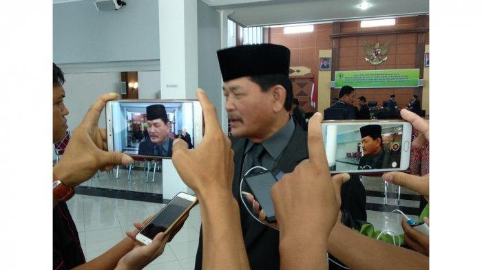 Wabup Pamero Berharap BUMD Mampu Sumbang PAD
