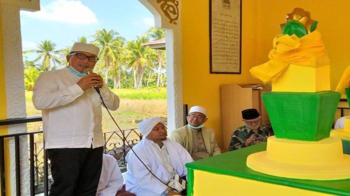 Wabup Sujiwo Bakal Jadikan Makam Habib Muhammad Almuthahar sebagai Tempat Wisata Religi