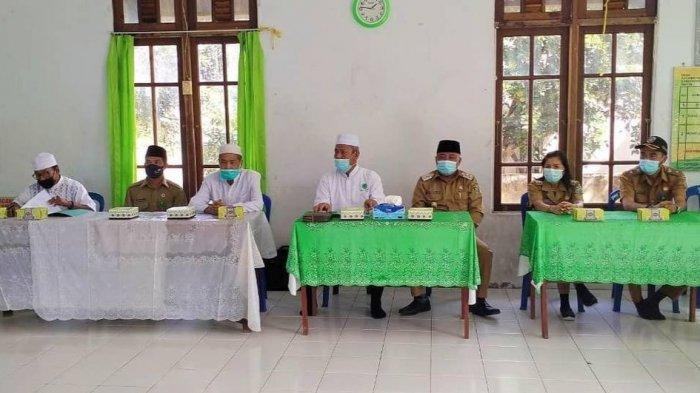 Wabup Muhammad Pagi Hadiri Pengukuhan Pengurus IPHI Kecamatan Toho