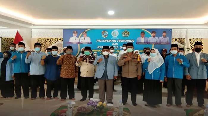 Ketua DPW BKPRMI Kalbar Harap DPD BKPRMI Mempawah Berbenah dan Laksanakan Program Kerja Terbaik