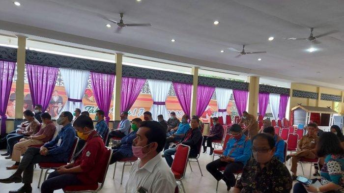 Diskusi Bersama Wakil Bupati Sintang, Perusahaan Janji Tak PHK Karyawan di Tengah Pandemi Covid-19