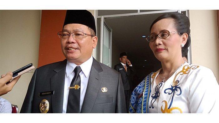 Wakil Bupati Sintang Askiman: DPRD Harus Mengedepankan Kepentingan Masyarakat