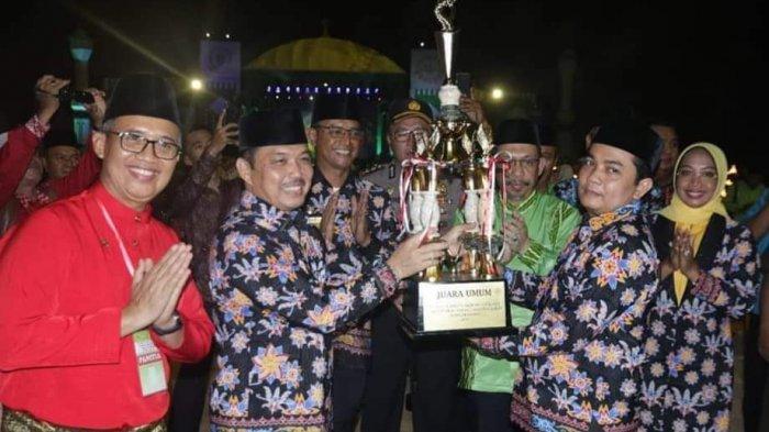 Jadi Juara Umum STQ Tingkat Provinsi, Lima Kafilah Kota Pontianak Wakili Kalbar di STQ Nasional