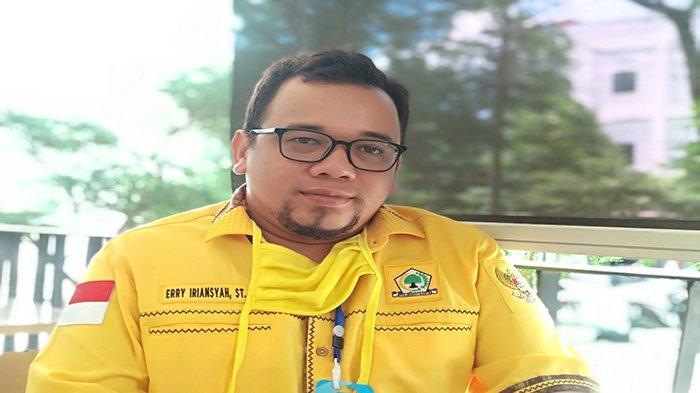 Erry Iriansyah Disebut Jadi Calon Ketua DPD Golkar Kubu Raya