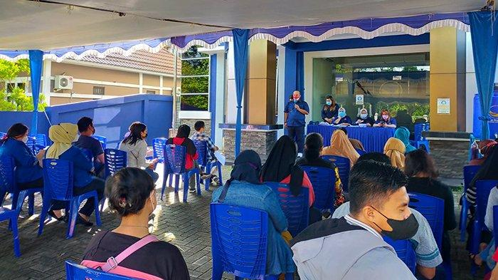 Syarif Amin Apresiasi Masyarakat Antusias Ikuti Vaksinasi ke-2 dari NasDem