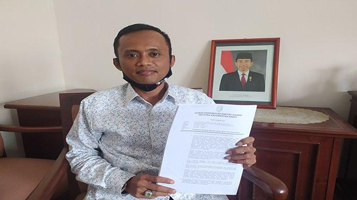 Wakil Ketua Komisi II Surati Kemendag, Minta Batalkan Rencana Impor Beras Satu Juta Ton