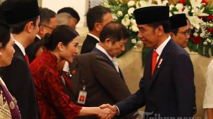 Saham Wamen Termuda Rp 7,59 M, Putra Kalimantan Masuk Kabinet Indonesia Maju
