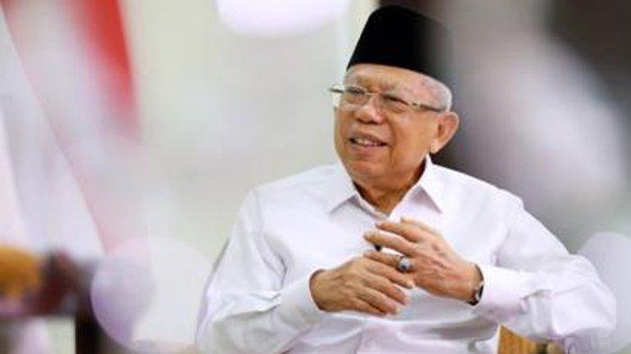 BAHAYA Corona Belum Hilang, Wakil Presiden Ma'ruf Amin Sampai Minta Maaf Seperti Ini