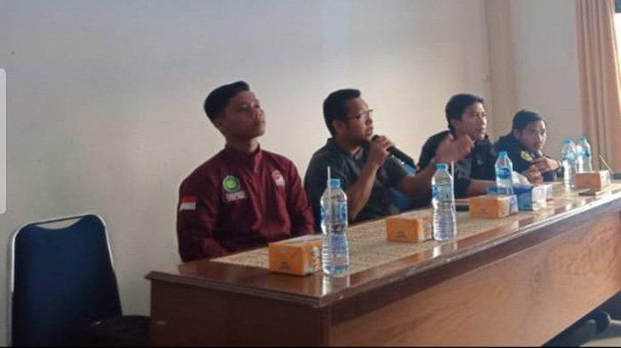 Wakil Rektor 1 IKIP PGRI Pontianak Dukung Upaya Meningkatkan Literasi Mahasiswa