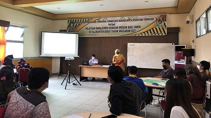 Wakil Sekretaris Dekranasda Kalbar sebut Pelaku UMKM Harus Jeli Melihat Peluang dan Potensi