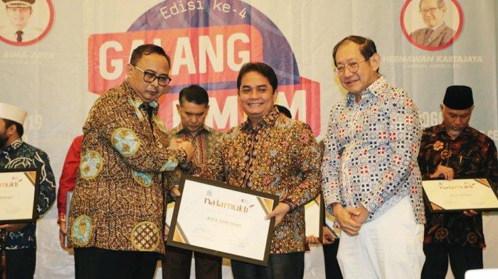 Pemkot Pontianak Sabet Penghargaan Natamukti Award