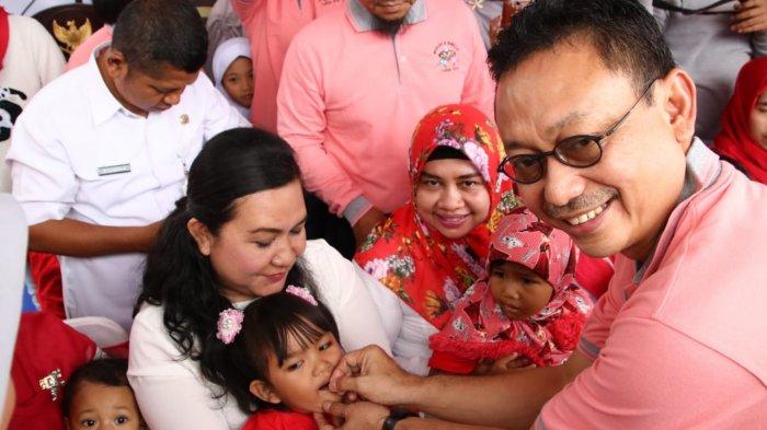 Edi Kamtono Pastikan Serangan Virus Campak dan Rubela Masih Terkendali di Pontianak