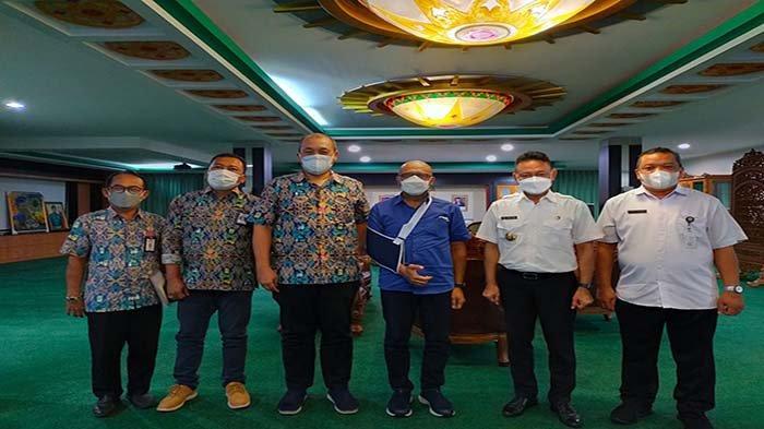 Edi Kamtono Bersyukur Duplikasi Jembatan Kapuas I Semakin Nampak Titik Terang