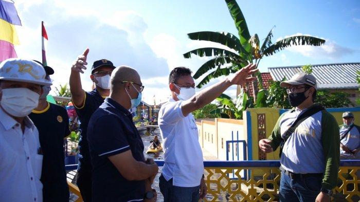 Sulap Kampung Arab Jadi Wisata Baru di Pontianak, Edi Rusdi Kamtono : Pertahankan Bangunan Tua