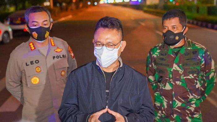 Hari Pertama Penerapan PPKM Darurat, Wali Kota Pontianak Sebut 70 Persen Warga Patuh
