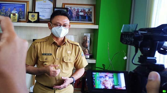 Wali Kota Pontianak Edi Rusdi Kamtono Ajak Masyarakat Manfaatkan Ketersediaan Vaksin