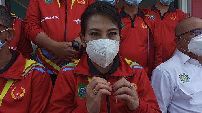 Tjhai Chui Mie: KONI Bangkit, Singkawang Emas, Singkawang Hebat, Pasti ke Singkawang
