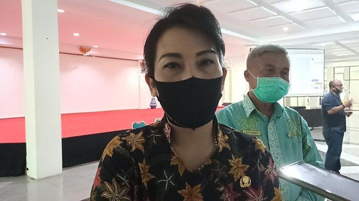 Wali Kota Tjhai Chui Mie Imbau Pengusaha di Singkawang Tidak Terima Konsumen Tak Gunakan Masker