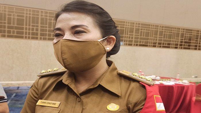 Pernah Terpapar Covid-19, Wali Kota Singkawang Tjhai Chui Mie Siap Divaksin