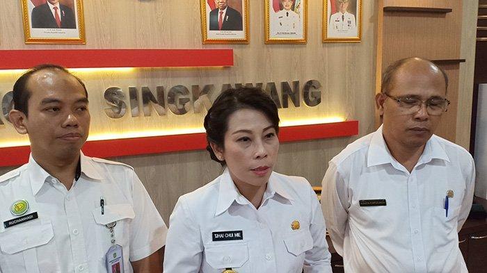 BREAKING NEWS - 2 Pasien Positif Corona di Singkawang, Pemkot Terapkan Gate System Pintu Perbatasan