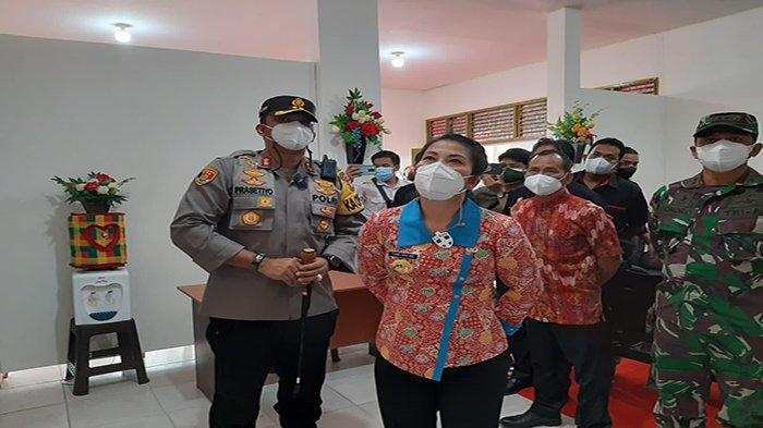 Wali Kota Singkawang Apresiasi Keseriusan Polres Singkawang Tangani Kasus Narkoba