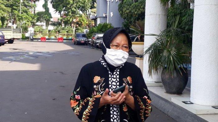 DI DEPAN DPR, Tri Rismaharini Mengaku Marah Setiap Hari sejak Menjabat Mensos 'Suara Saya Habis'