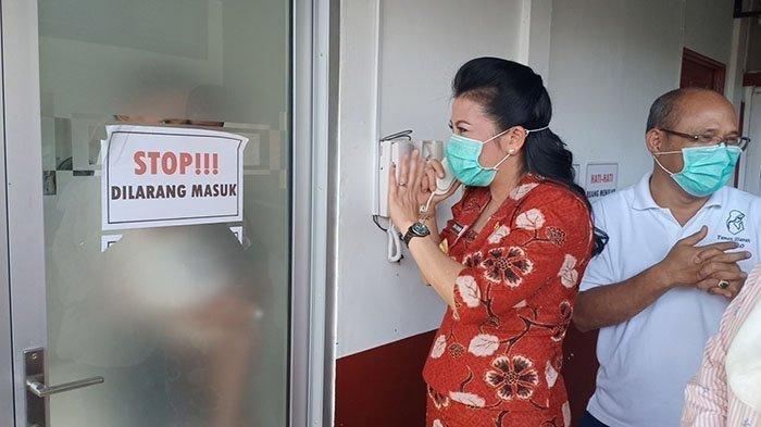 Pemkot Singkawang Sediakan Tempat Cuci Tangan Pada Fasilitas Umum