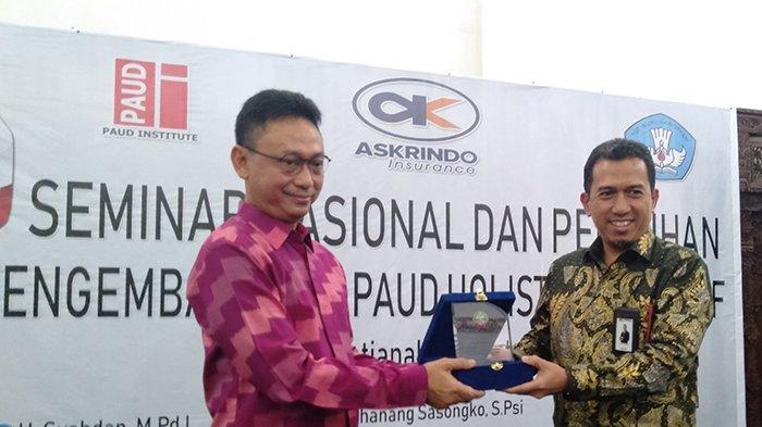 PT Askrindo dan Pemerintah Bersinergi Membangun PAUD di Kota Pontianak