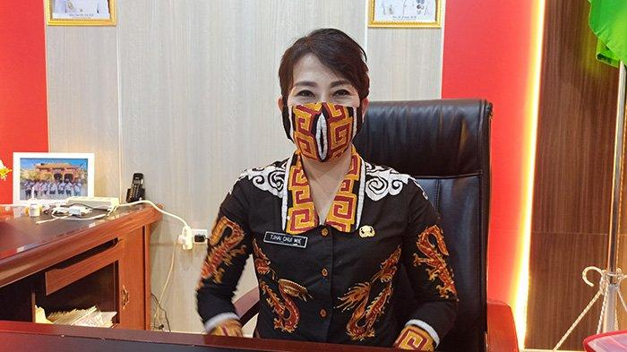Tjhai Chui Mie Proaktif Gandeng Calon Investor, Ajak Bangun Bandara Bersama-sama