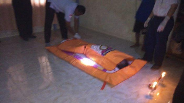 Diduga Terjatuh di Sungai Kapuas,Seorang Wanita Muda di Sanggau Ditemukan Meninggal