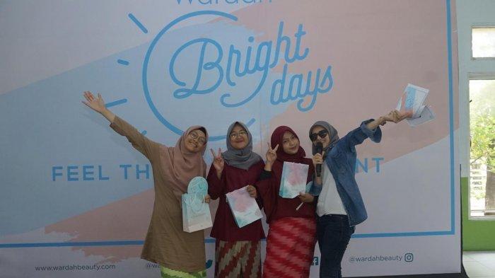Wardah Bright Days di SMAN 7 Pontianak Sukses Digelar - wardah-bright3.jpg