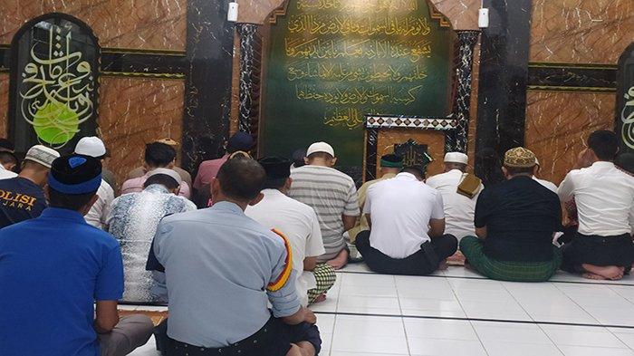 Rutan Kelas IIA Pontianak Perkokoh Nilai-nilai Keislaman Warga Binaan di Bulan Ramadan